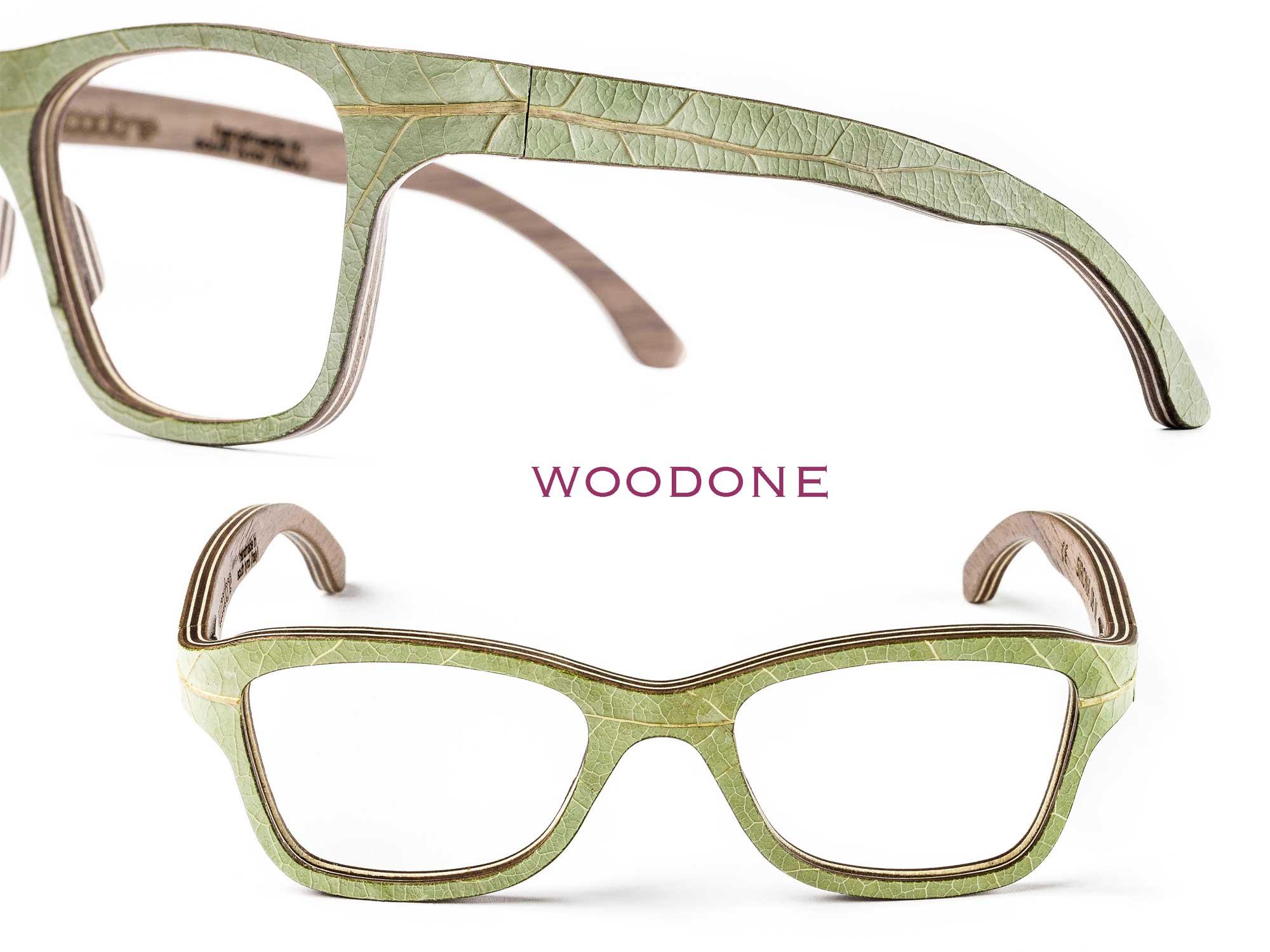 """Woodone...gli occhiali dalla natura """"green"""""""