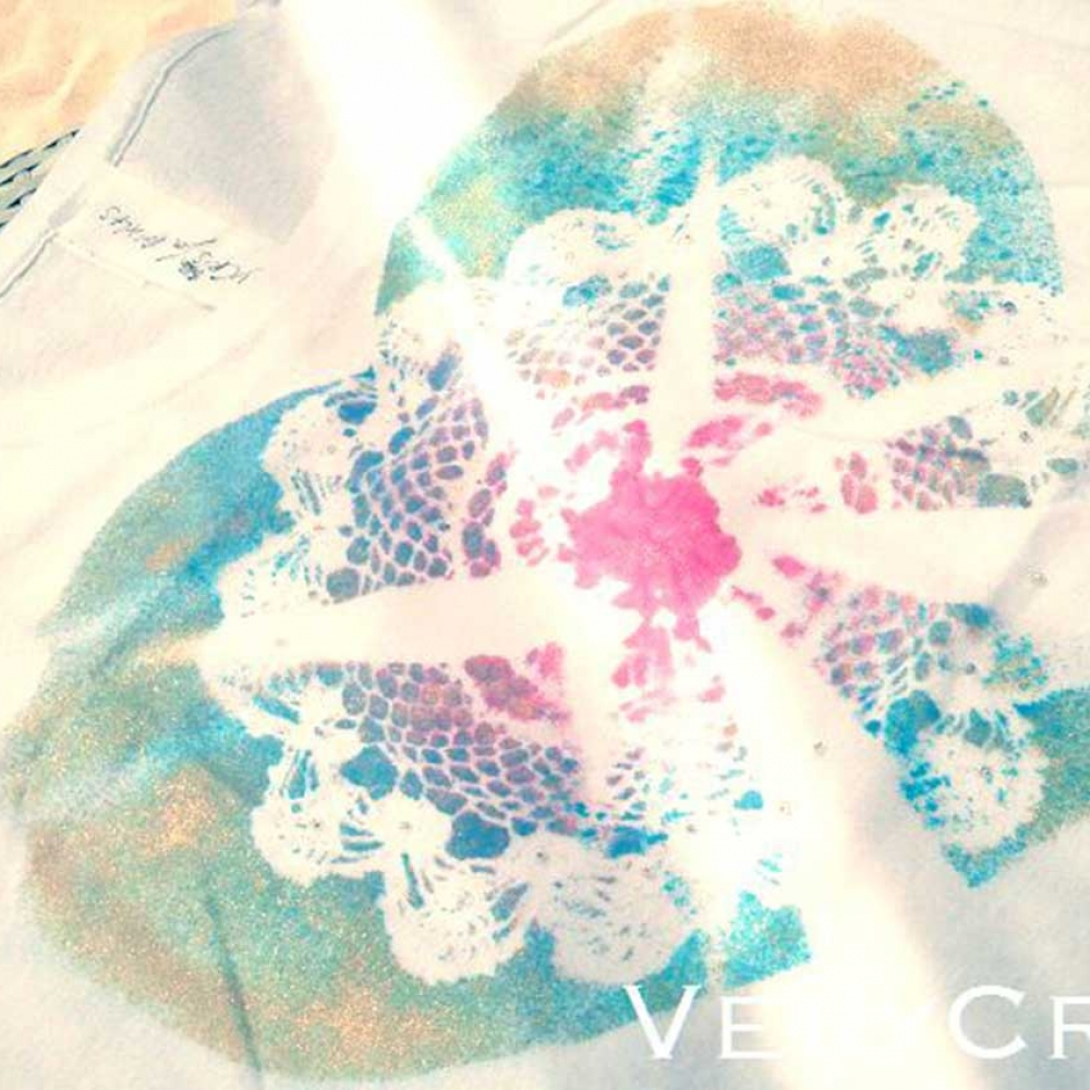 t-shirt VeryCris linea mare