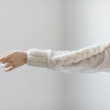 abito in maglia- Verycris
