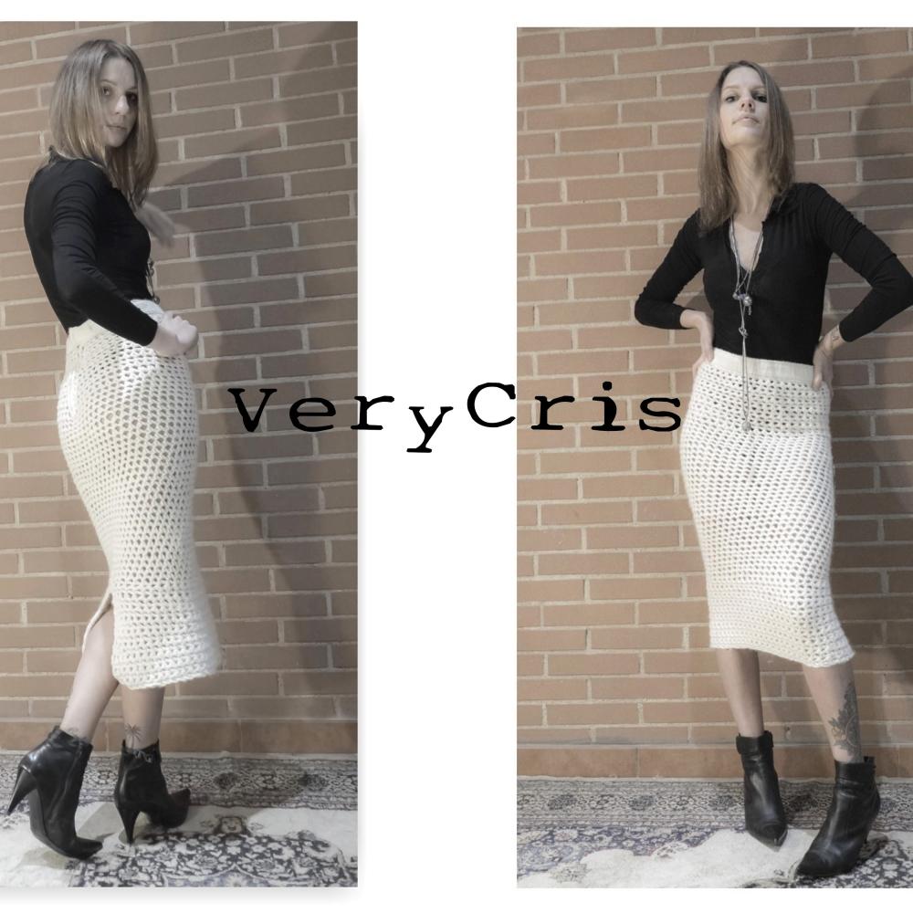 2016-verycris-winter-pencil skirt