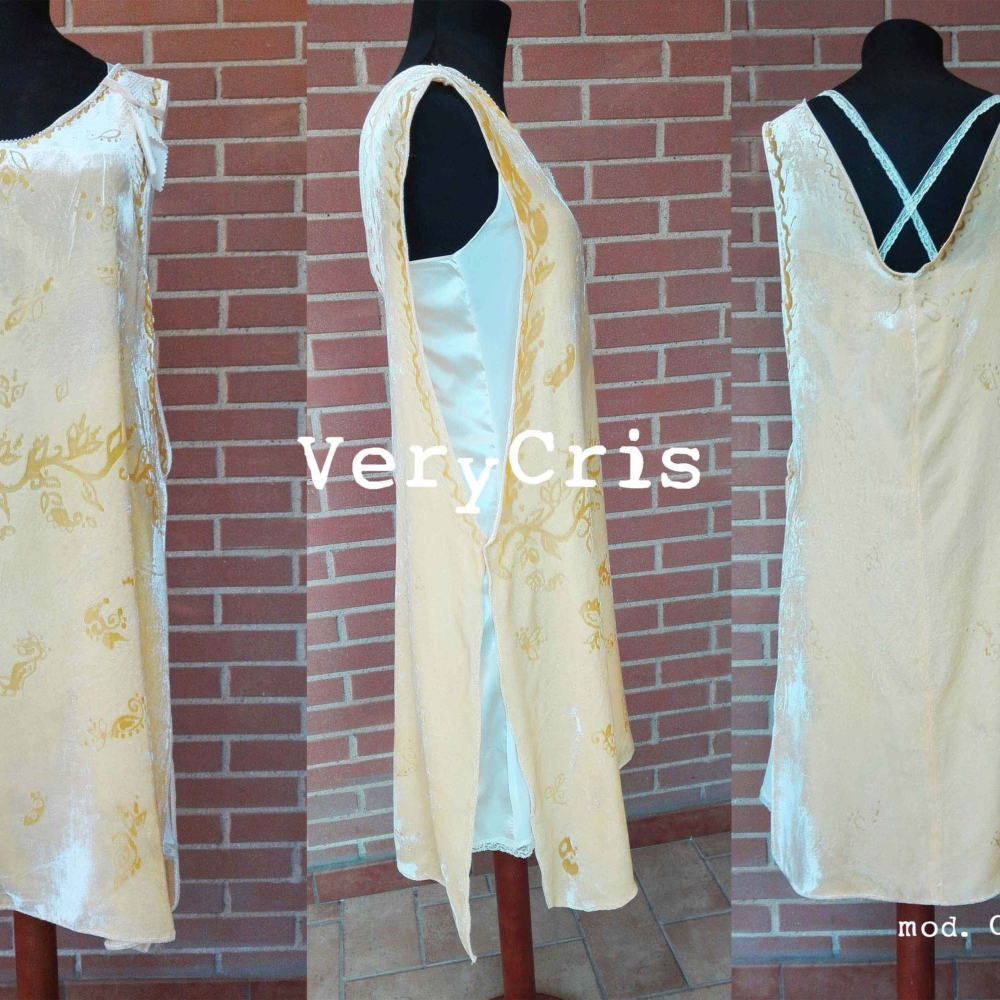 modello-CLAIRE-VeryCris-summer-collection